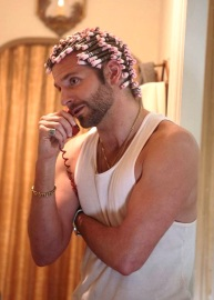 Bradley Cooper stars as Richie Dimaso in Columbia Pictures' AMERICAN HUSTLE.